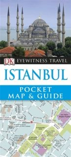 Pocket Map & Guide Istanbul 2013