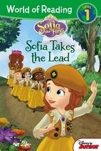 World of Reading: Sofia the First Sofia Takes the Lead Level 1