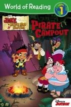 World of Reading: Jake and the Never Land Pirates Pirate Campout