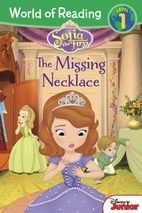 World of Reading: Sofia the First The Missing Necklace