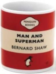Penguin Mug Man and Superman