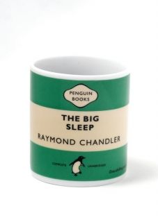 Penguin Mug The Big Sleep