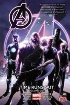 Avengers:Time Runs Out vol.1