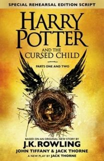 Harry Potter and the Cursed Child - parts 1 and 2