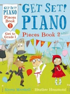 Get Set! Piano Pieces Book2