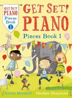 Get Set! Piano Pieces Book1