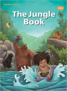 Reading Time The Jungle Book CE2 - Livre élève