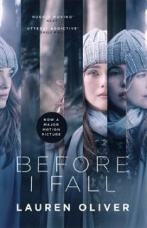 Before I Fall Film Tie-In
