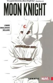 Moon Knight Vol. 1 Lunatic