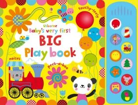 Baby`s Very First Big Play Book
