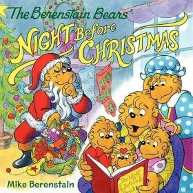 The Berenstain Bears`Night before Christmas