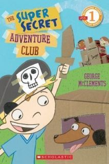 The Super Secret Adventure Club Level 1 Beginning Reader