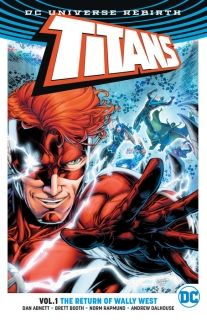 Titans Vol. 1 The Return of Wally West