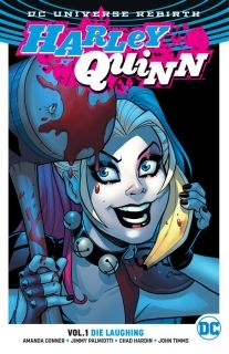 Harley Quinn Vol. 1 Die Laughing