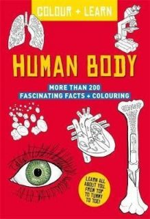 Colour + Learn: Human Body