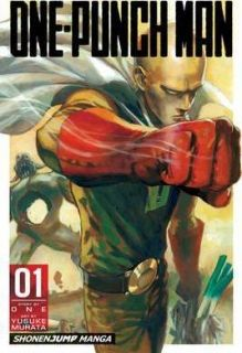 One-Punch Man Vol. 1