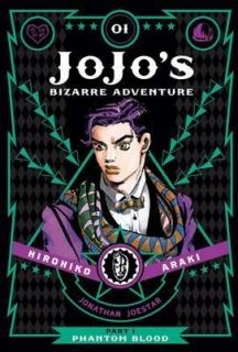 JoJo`s Bizarre Adventure Part 1-Phantom Blood Vol. 1