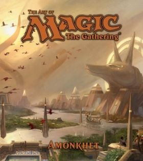 The Art of Magic The Gathering - Amonkhet