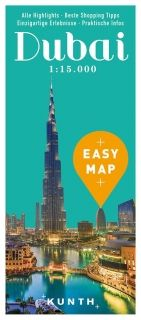 Map Dubai Easy Map