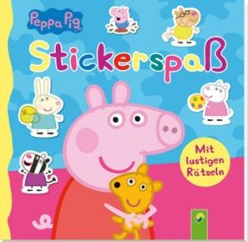 Peppa Pig Stickerspass