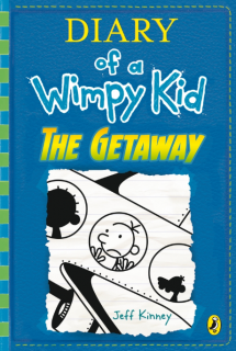 Diary of a Wimpy Kid 12 The Getaway HB