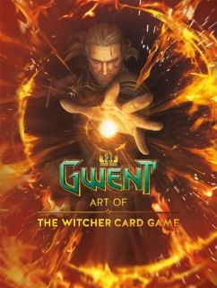 The Art of the Witcher Gwent Gallery Collection