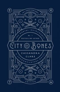 The Mortal Instruments 1: City of Bones: Tenth anniversary edition
