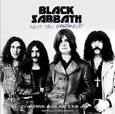 Black Sabbath  Not so Paranoid