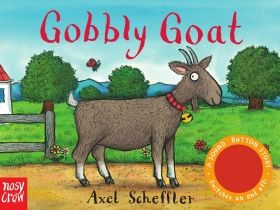 Gobbly Goat A Sound-Button Story