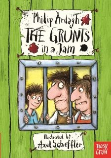 The Grunts in a Jam