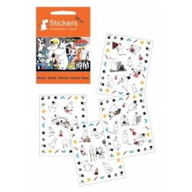 Stickers Moominvalley