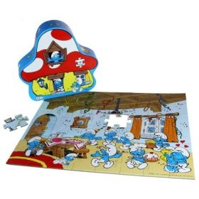 The Smurfs - Puzzle - Party