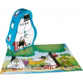 Moominmamma and Moominpapa Puzzle 36 pcs