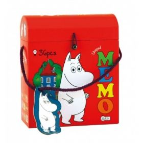 Moomin Shaped Memory Game