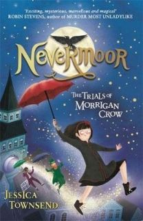 Nevermoor: The Trials of Morrigan Crow 3825