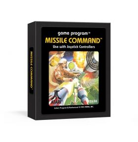 Missile Command The Atari 2600 Game Journal