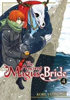 The Ancient Magus` Bride Vol. 4