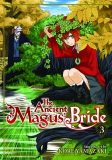 The Ancient Magus` Bride Vol. 3
