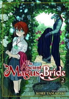 The Ancient Magus` Bride Vol. 2