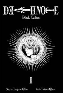 Death note Black edition vol 1