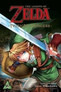 The Legend of Zelda Twilight Princess Vol. 2