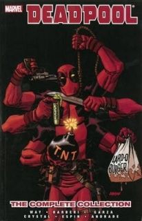 Deadpool by Daniel Way The Complete Collection Volume 4