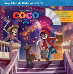 Coco Read-Along Storybook and CD (Spanish edition)