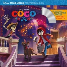 Coco Read-Along Storybook and CD