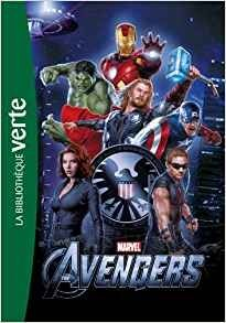 Bibliotheque Marvel 01 The Avengers