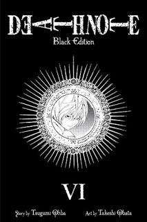 Death note Black edition vol 6