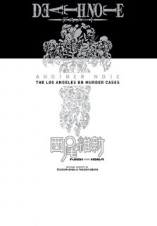 Death Note Another Note The Los Angeles BB Murder Cases Vol. 1 A Novel