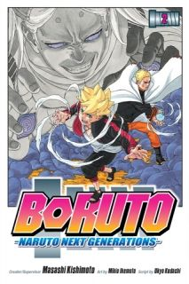 Boruto Naruto Next Generations, Vol. 2