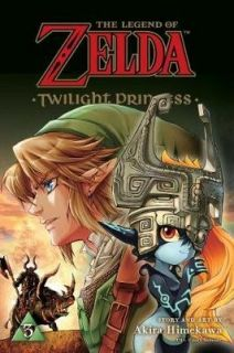 The Legend of Zelda Twilight Princess Vol. 3