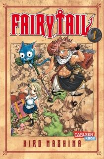 Fairy Tail, Bd.1
